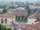 Palazzo Municipale visto dal campanile della Chiesa Parrocchiale