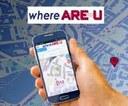 """App """"Where are U?"""""""