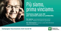 Campagna vaccinale over 80